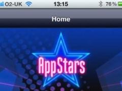 AppStars TV 1.1 Screenshot