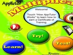 AppTutor Grade 5 Multiplication (G5M) 1.0 Screenshot