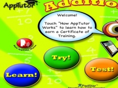 AppTutor Kindergarten Addition (GKA) 1.0 Screenshot