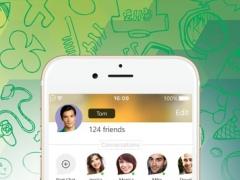 AppU2 Messenger - Social Messaging 1.5 Screenshot