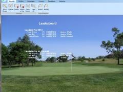 APT Golf 2.23 Screenshot