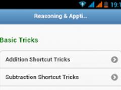 Aptitude Reasoning Tricks 2016 1.0.0 Screenshot