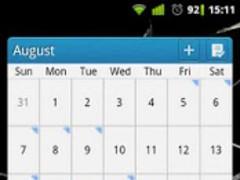 APW Theme Blue 2 2.1 Screenshot