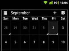 APW Theme Framed Black 1.2 Screenshot