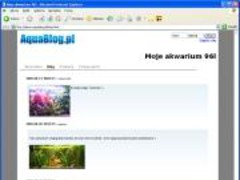 AquaBlog for aquarists 2.4.1 Screenshot