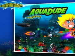 AquaDude-Best underwater game 1.0.0 Screenshot