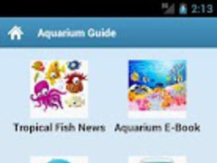 Aquarium Guide! 1.0 Screenshot