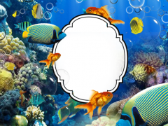 Aquarium Photo Frames 1.0.1 Screenshot