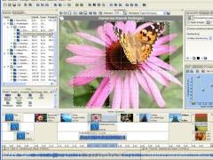 AquaSoft DiaShow XP five 5.7.02 Screenshot