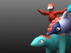 AR Jurassic Dino for kids 5.3 Screenshot