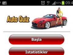 Araba Quiz 2.0 Screenshot