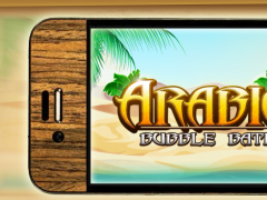 Learn Arabic Bubble Bath Game 2.7 Screenshot