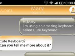 Arabic Gold Emoji Keyboard 1.1.4 Screenshot