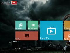 Arabic IPTV Live 1.0 Screenshot