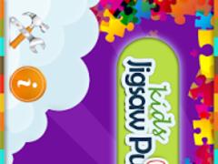 Arabic Kids Jigsaw Puzzles 1.0 Screenshot
