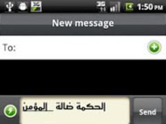 Arabic Language Pack 20110127 Screenshot
