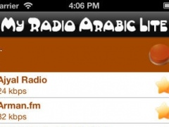 Arabic Radio Lite 3.0 Screenshot