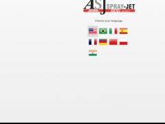 ARAG ASJ Nozzles Config HD  Screenshot