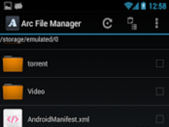 Arc File Manager 2.2.1 Screenshot