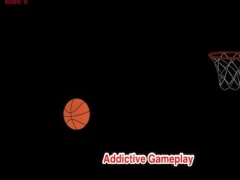 Arc Into Hoop Basketball Sport 2.1 Screenshot