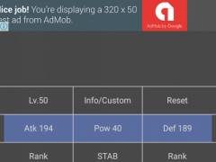 Arc Pokemon Damage Calculator 3.0 Screenshot