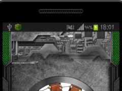 Arc Reactor Live Wallpaper 1.0.0 Screenshot