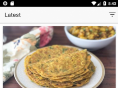 Archana's Kitchen - Simple Recipes & Cooking Ideas 1.0.9 Screenshot