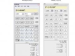 archCalc 1.9.4 Screenshot