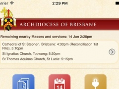 Archdiocese of Brisbane 1.7.2 Screenshot