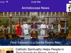 Archdiocese of Sydney App 1.20 Screenshot