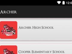 Archer Cluster 5.6.4 Screenshot