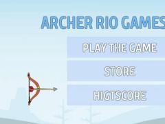 archer rio games 2016 1.0 Screenshot
