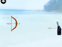 archery bottle shoot game 1.0 Screenshot