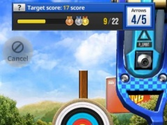 Review Screenshot - Archery Game – Shoot Your Way to the Top of the Rankings