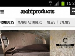 Archiproducts 1.5 Screenshot