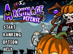 Archmage Defense Halloween Edition 1.0 Screenshot