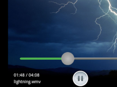 arcMedia Pro (neon) 3.700 Screenshot