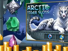 Arctic Tiger Slot Machine 1.03 Screenshot