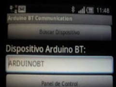 Arduino BT Communication 1.0.2 Screenshot
