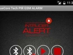 Arduino PIR GSM Alarm 1.2 Screenshot