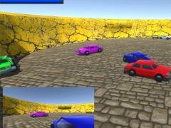 Arena Auto Cars Impact 1.0 Screenshot