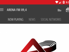 ARENA FM 89,4 6.1.2.1 Screenshot