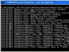 Argos Middleware Container 1.0 Screenshot