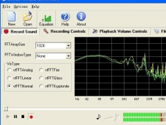 Arial Sound Recorder 2.5.6 Screenshot