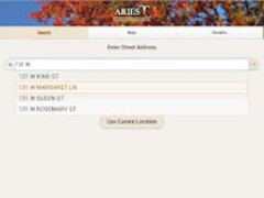 ARIES - Orange County NC 1.0.1 Screenshot