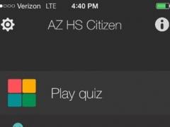 Arizona High School Citizen 1.1 Screenshot