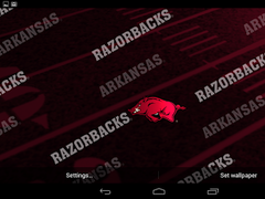 Arkansas Live Wallpaper HD 4.2 Screenshot