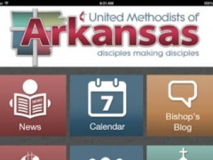 Arkansas UMC for iPad 3.1 Screenshot