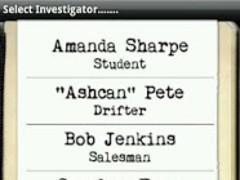 Arkham Investigator Tool 1.1 Screenshot