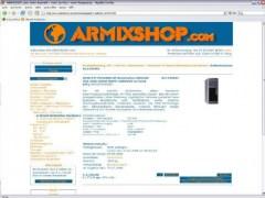 armixshopengine 1.1.0 Screenshot